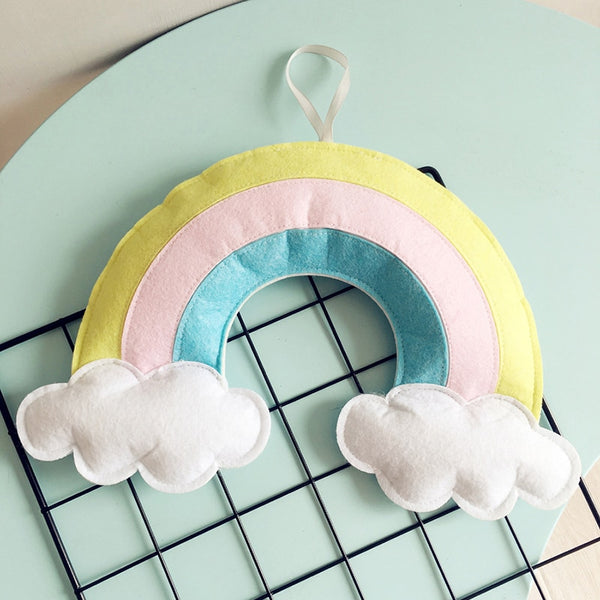 Baby Toys Clouds Wind Chime Ornaments