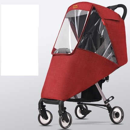 Keep warm cover for baby stroller