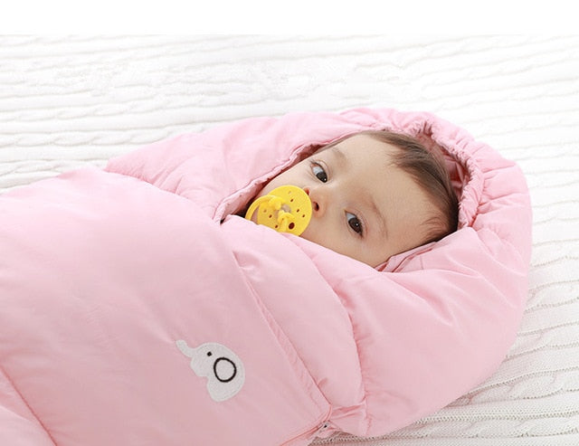 Winter Thicken Baby Sleeping Bags