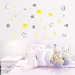 Baby Nursery Stars Wall Sticker