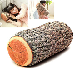Creative Wood Log Shape Soft