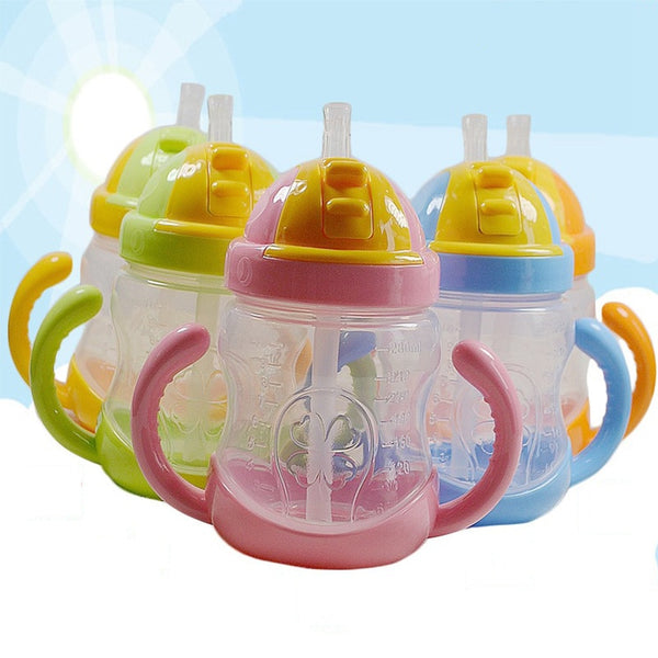 Baby Bottle Cup Silicone