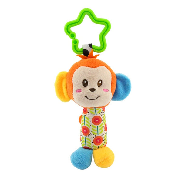 Baby Kids Rattle Toys Cartoon