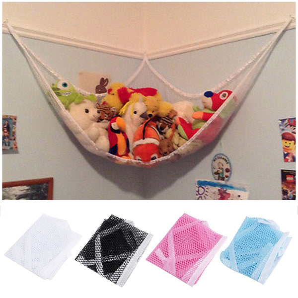 Kids Toy Soft Teddy Storage Hammock