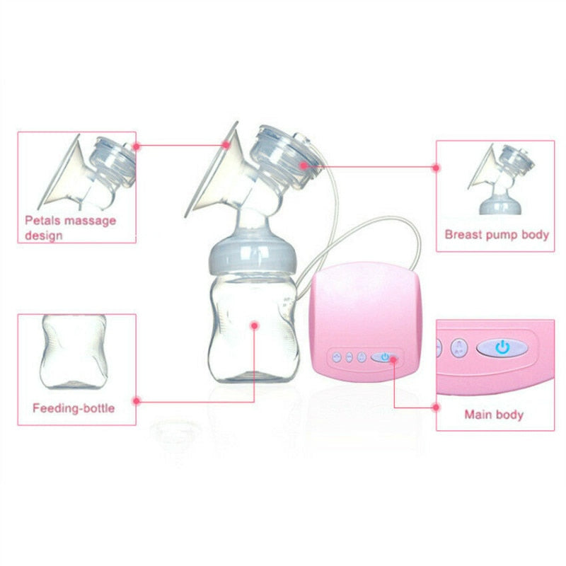 Intelligent Electric Massage Breast Pump