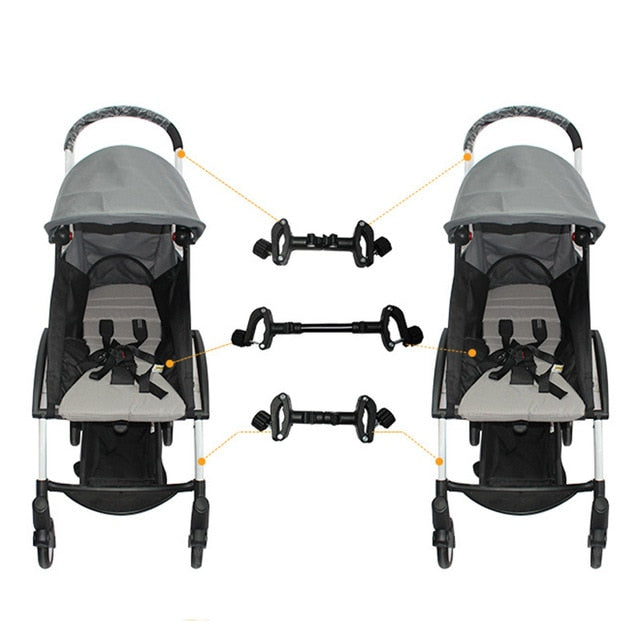 Carriages Into Twin Pushchair fit for All Stroller