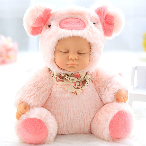 baby dolls plush animal kids toys