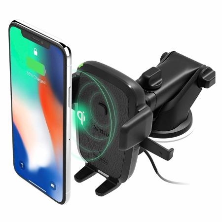 iOttie OneTouch iPhone 11 Car Holder & Qi Wireless Charger - Warehouse Marketplace