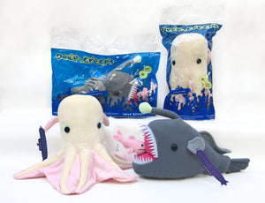 SAVE $10 - Anglerfish and Octopus set