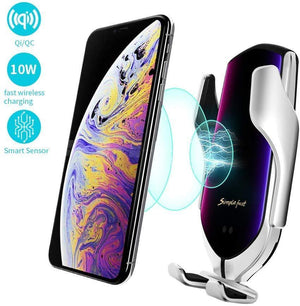 Fast Wireless Charger and Holder (Buy Two Free Shipping)