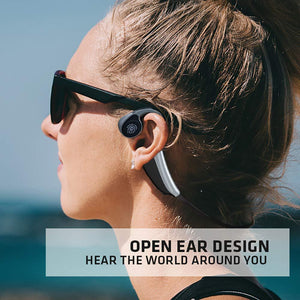 【Last Day Promotion 50% OFF!】Bone Conduction Headphones - Bluetooth Wireless Headset