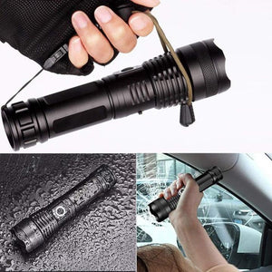 Navy Dedicated flashlight High Lumens Super Bright Waterproof