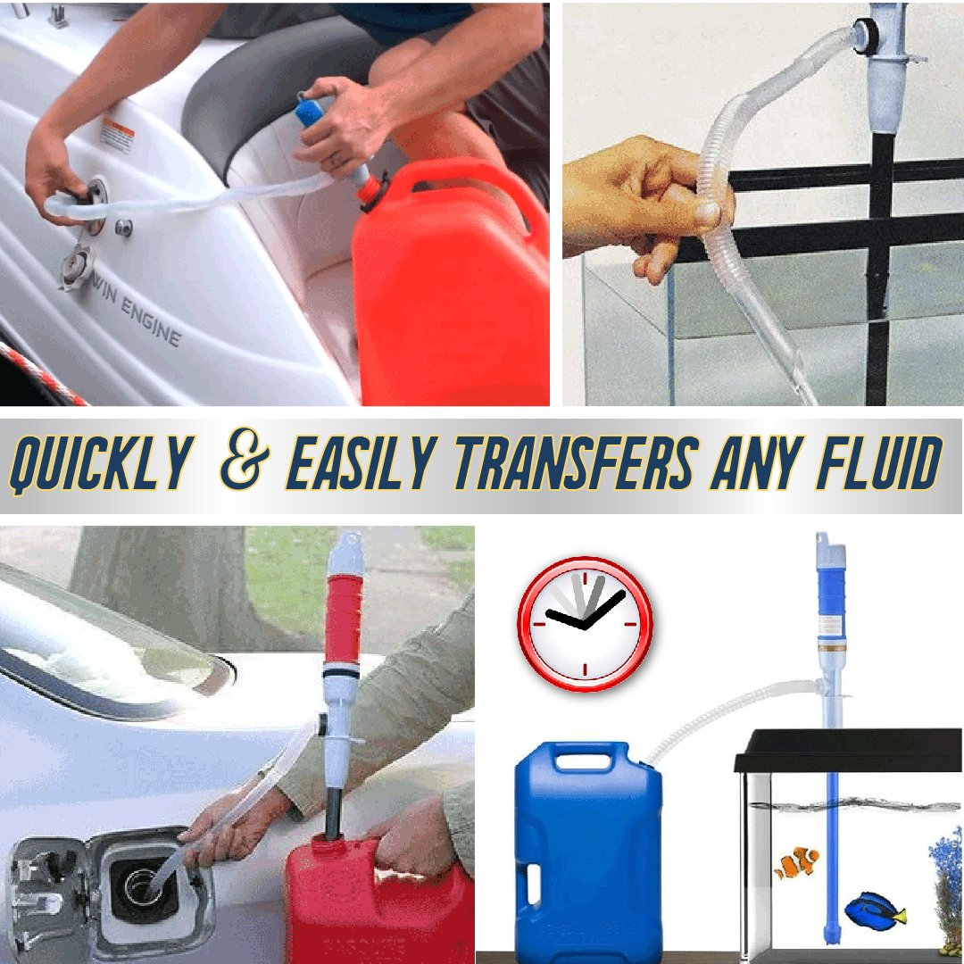 【Limited Time Promotion】Electric Liquid Transfer Pump