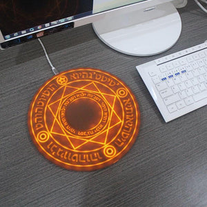 Ultimate Magic Circle Quick Wireless Charger【Last Day Promotion】