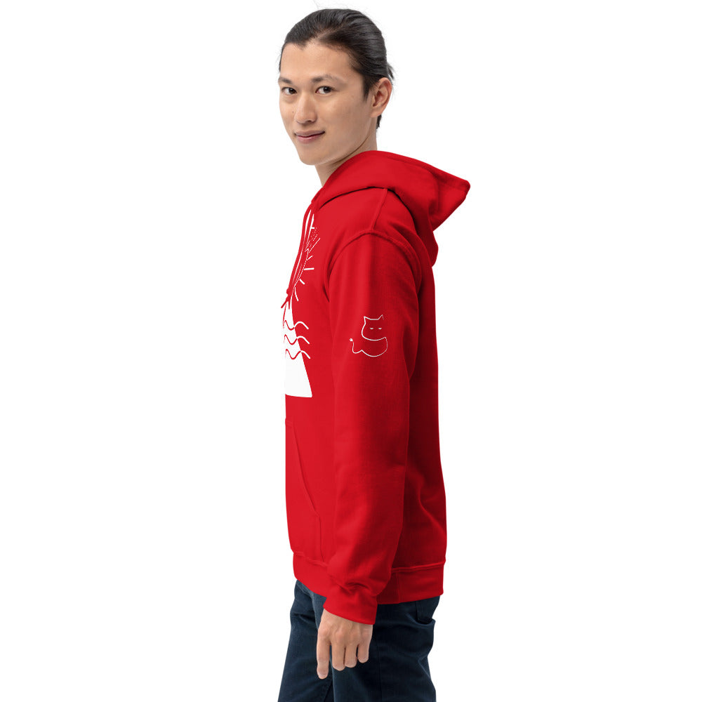 "Men's ""One Day At A Time"" Hoodie"