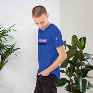"Men's Purple ""Kindness"" Tee"