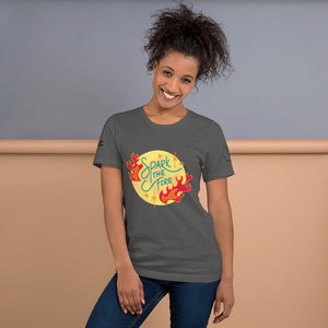 "Women's ""Spark the Fire"" Tee"