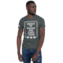"Load image into Gallery viewer, Unisex ""Where N Stands for Knowledge"" Tee"