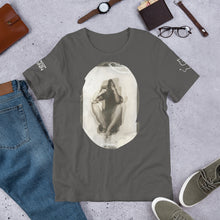"Load image into Gallery viewer, Women's ""Van Dyke Brown"" Tee"