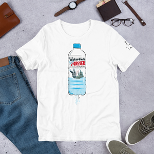 """The Corporate Water Cycle"" Tee"