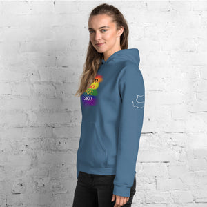 "Women's ""Love Who You Are"" Hoodie"