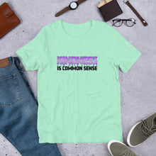 "Load image into Gallery viewer, Men's Purple ""Kindness"" Tee"