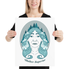 "Load image into Gallery viewer, ""Mother Superior"" Print"