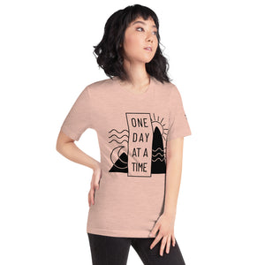 "Women's ""One Day At A Time"" Tee"