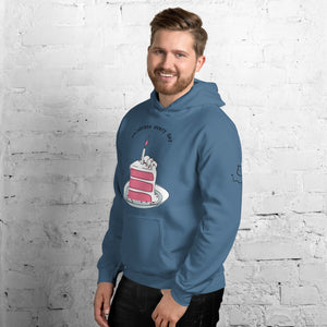 "Men's ""Celebrate Every Day"" Hoodie"