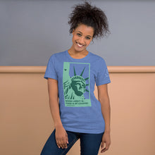 "Load image into Gallery viewer, Women's ""Liberty"" Tee"