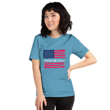 "Load image into Gallery viewer, Women's ""United We Stand"" Tee"