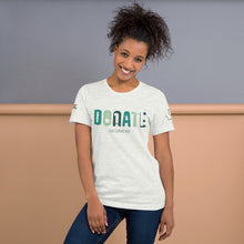 "Load image into Gallery viewer, Women's ""Donate"" Tee"