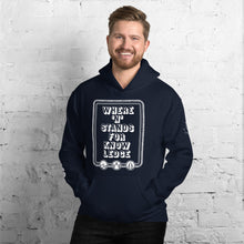 "Load image into Gallery viewer, Unisex ""Where N Stands for Knowledge"" Sweatshirt"