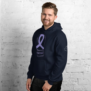 "Men's ""Fight Cancer"" Hoodie"