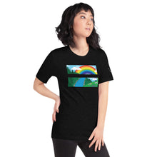 "Load image into Gallery viewer, Women's ""Equals Paradise"" Tee"