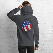 "Load image into Gallery viewer, Women's ""Beautiful Mosaic"" Hoodie"