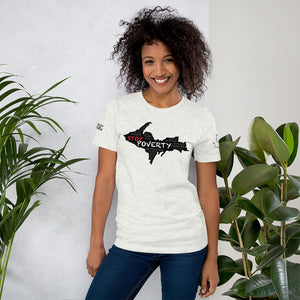 "Women's ""Stop Poverty"" Tee"