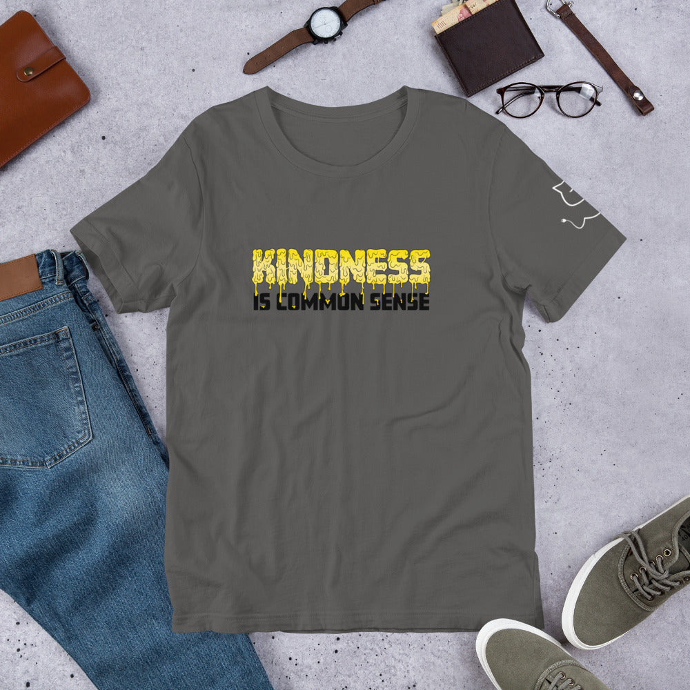 "Men's Yellow ""Kindness"" Tee"
