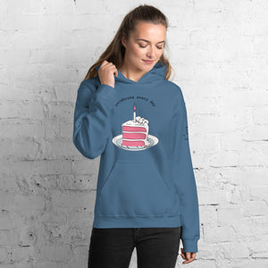 "Women's ""Celebrate Every Day"" Hoodie"