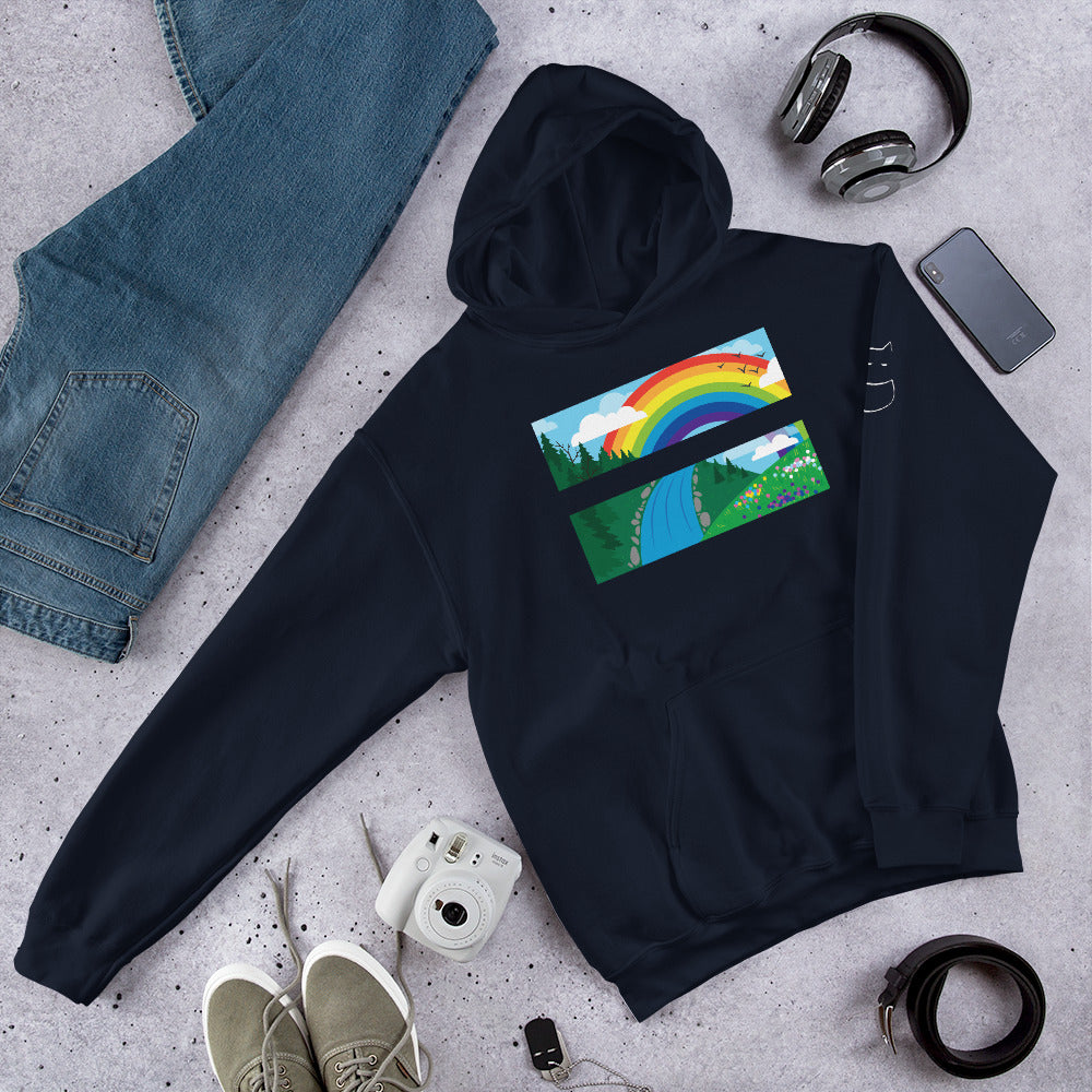 "Women's ""Equals Paradise"" Hoodie"