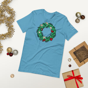 "Unisex ""Hunger Wreath"" Tee - By Alexa Haferkorn"