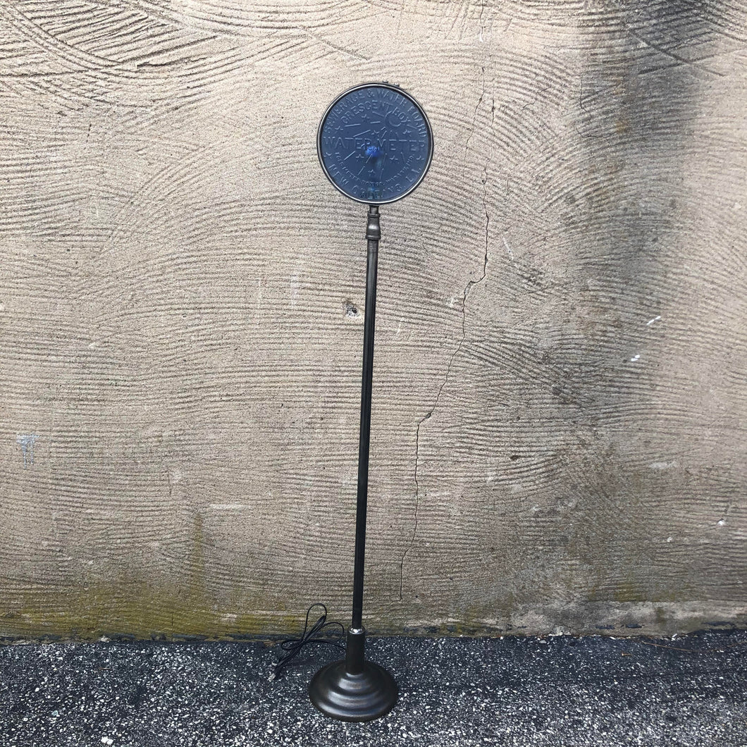 Water Meter Light - solid base