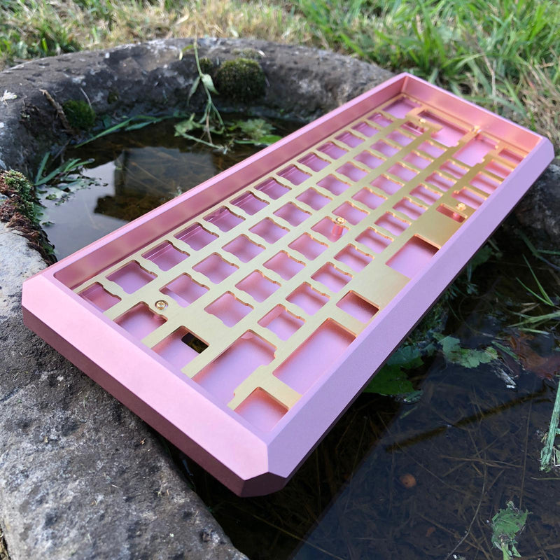 5° 60% Keyboard Case by KBDfans