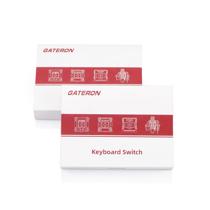 Gateron CAP Switches - Box