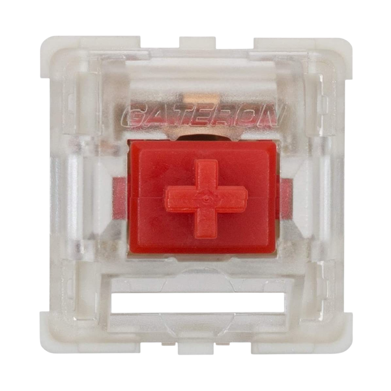 Gateron Red (KS-9) / 10pcs