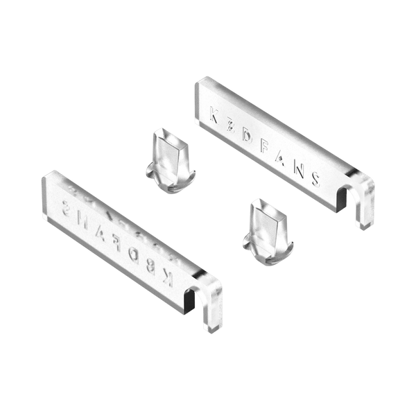 PCB Mount Stabilizers Support by KBDfans