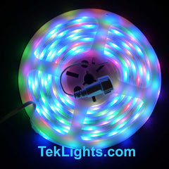 Waterproof RGB Flex Strip Lighting