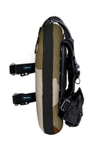 Load image into Gallery viewer, Scuba Diving BCD, 25Lb Lift 1000D Cordura with Alu Backplate Basic Version (316 SS optional), AKUANA Seal BCD