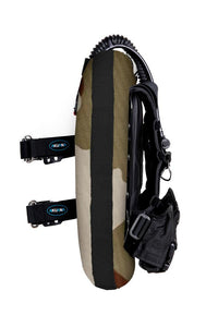 Scuba Diving BCD, 25Lb Lift 1000D Cordura with Alu Backplate Basic Version (316 SS optional), AKUANA Seal BCD
