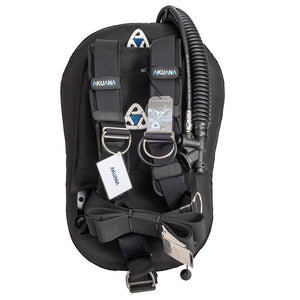 Scuba Diving BCD,25Lb Lift 1000D Cordura with Alu Backplate Simple Version  (316 SS optional)